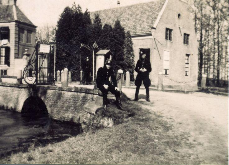 Groenegraf.nl: Kasteel Groeneveld en de Rijksbrandweer in 1943
