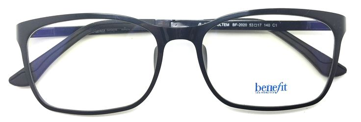Benefit Prescription Eyeglasses Ultem BF 2020 C1. Metal. Benifit. Advanced Design.