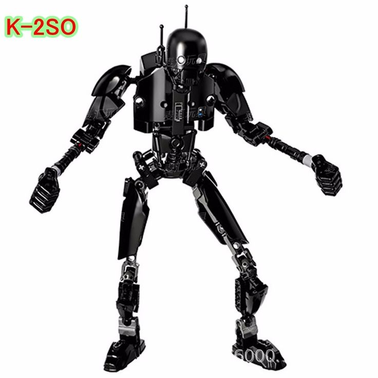 K-2SO Star Wars  Single Sale Rogue One: A Star Wars Story Models & Building Blocks Toys For Children 617