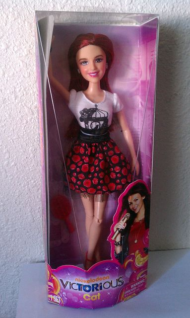 #Victorious Doll: Cat  Like,Repin,Share, Thanks!