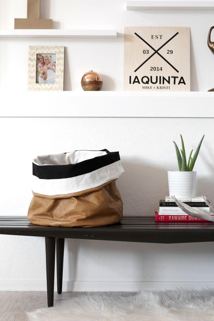 1000 Images About DIY On Pinterest Diy Living Room Storage Bins