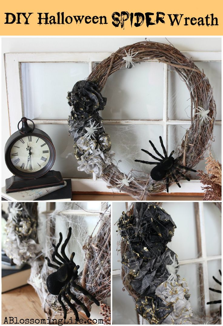 393 Best Halloween Wreathes Door Hangers Surrounds
