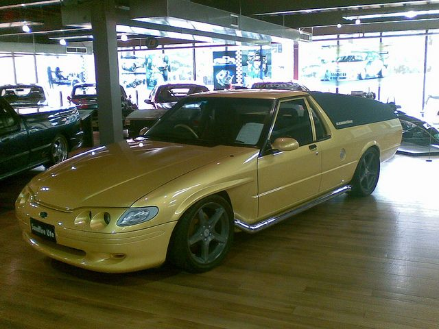 1998 Ford Xh Falcon Sandfire Concept Ute Ford Motor Car Ford Ford