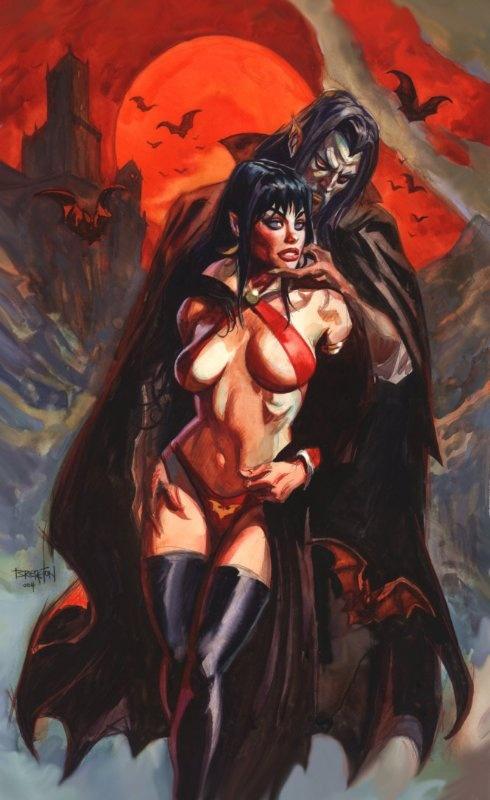 Erotic vampire romance shelf