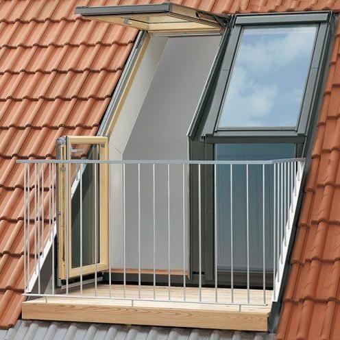 Velux Roof Terrace GEL SEOL321 238 x 245cm
