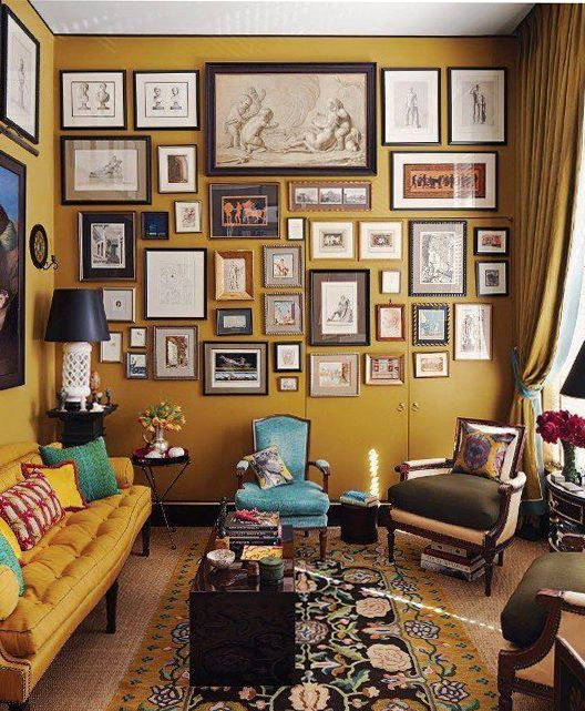 Since discovering that I actually really like yellow and orange in decor, and in the interest of pushing my color boundaries, I've come across a gorgeous color that's perfect for this fall: India Yellow. This shade by Farrow and Ball is just the right amount of burnt orange to not delve into traffic cone territory, but still beRead more