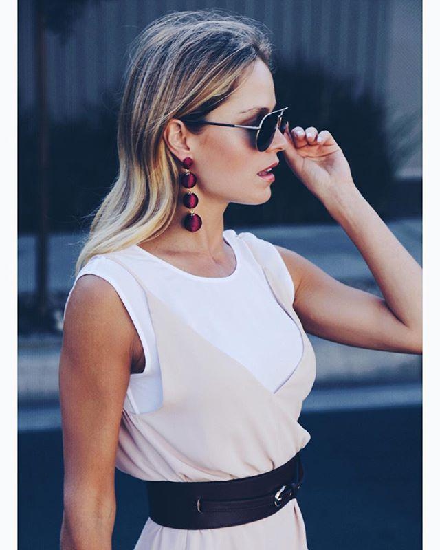 Beltsold out Earrings still available www.kattiva.shop #kattiva