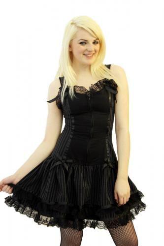 LDRRX01 - Roxy Mini Dress | Dresses (Alternative) | Phaze Clothing