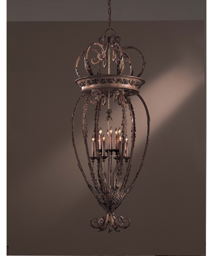Big Foyer Chandeliers : Foyer large chandelier lighting pinterest