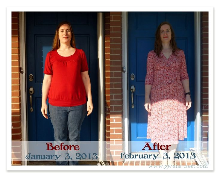 Weight Loss Before After on Trim Healthy Moma diet