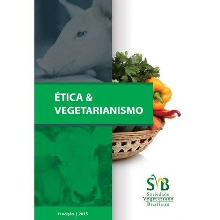 """Livreto """"Ética & Vegetarianismo"""""""