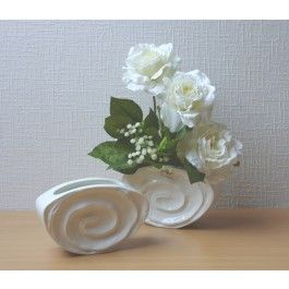Vase SANDRA RICH STUDY 11cm oval
