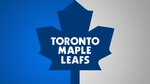 Maple Leafs wall paper