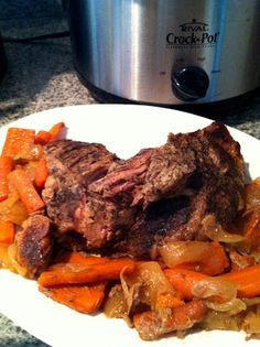 Roast Tri-Tip {crock pot recipe}