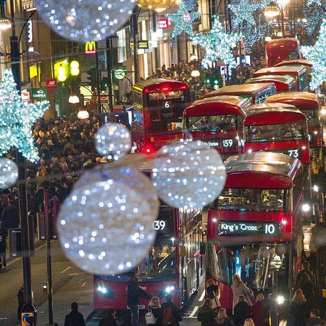 #MerryChristmasEve Where are you spending the holidays? London. By @gcooler #Bes... | http://ift.tt/2b7Z089 #travel #destination #places for #rich #vacation and #holiday around #world. #Get #hotels #Deals at http://ift.tt/2b7Z089 #natgeotravel #agoda #expedia #lonelyplanet