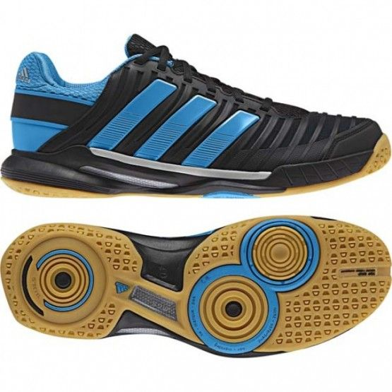 Adidas teremcipő Court Stabil 10.1 férfi fekete. Méretek: 46, 46 2/3