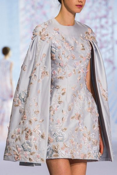 Ralph Russo Couture Spring 2016 fashion week runway show