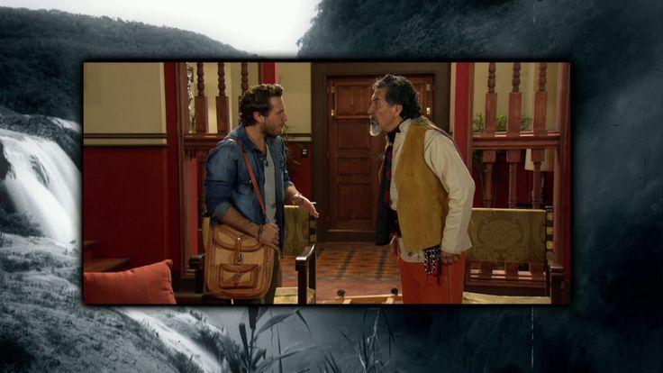 Emiliano (Sergio Sendel) reprochará a Virginia (Grettell Vladez) que su boleto tiene otro destino y no el de Mina Escondida, será determinante con ella preguntando si puede ser su aliada.