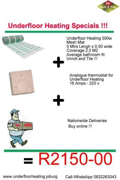 Admirable Underfloor Heating Thermostat Underfloor Heating Howto Download Free Architecture Designs Embacsunscenecom