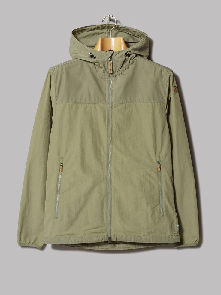 Fjällräven Abisko Hybrid Jacket (Savannah)
