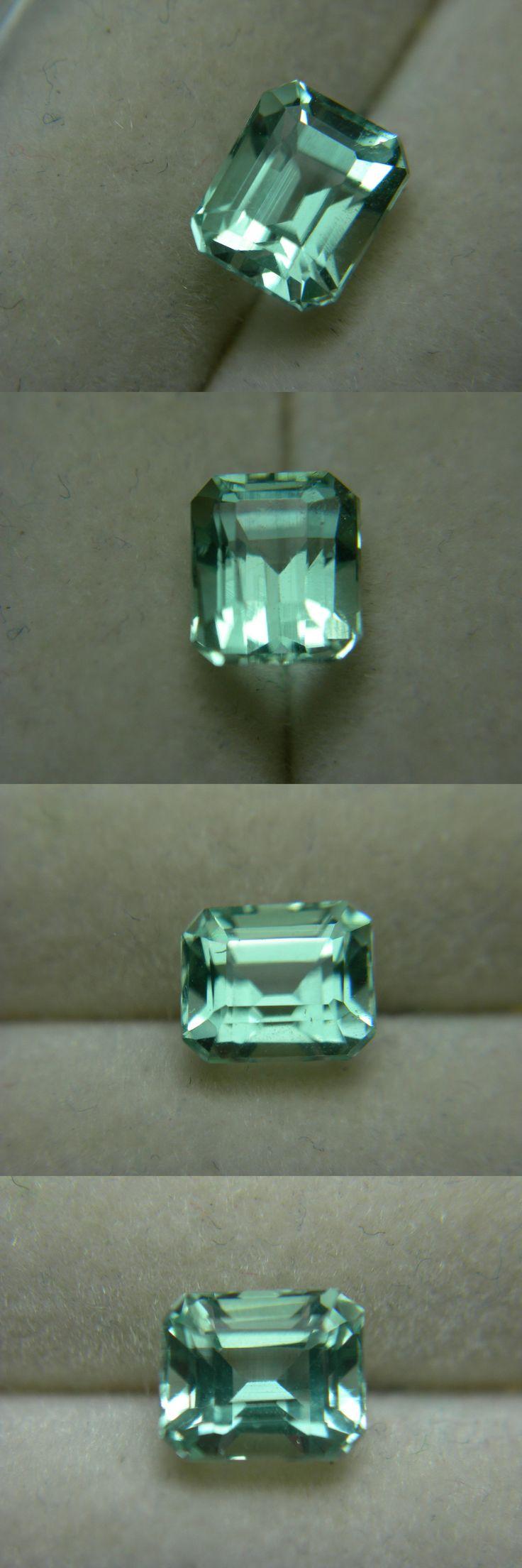 Tourmaline 10278: Rare Teal Green Blue Tourmaline Gem Brazil Natural Paraiba Color 1.0Ct Gemstone BUY IT NOW ONLY: $799.99
