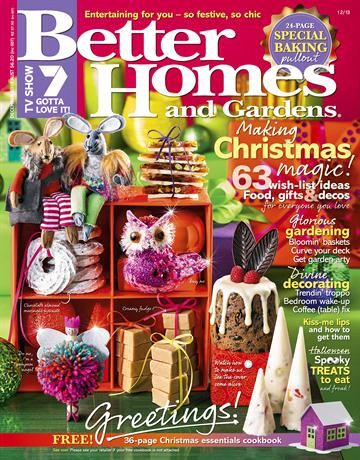 Subscribe to Better Homes & Gardens magazine