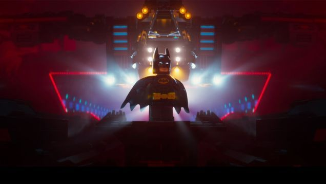 DARKNESS!!!! NO PARENTS!!!! Lego Batman Trailer