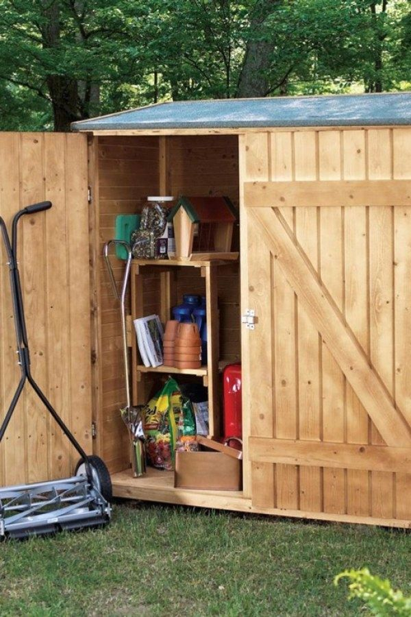 Landscape Ideas For Your Home Garden Storage Shed Outdoor