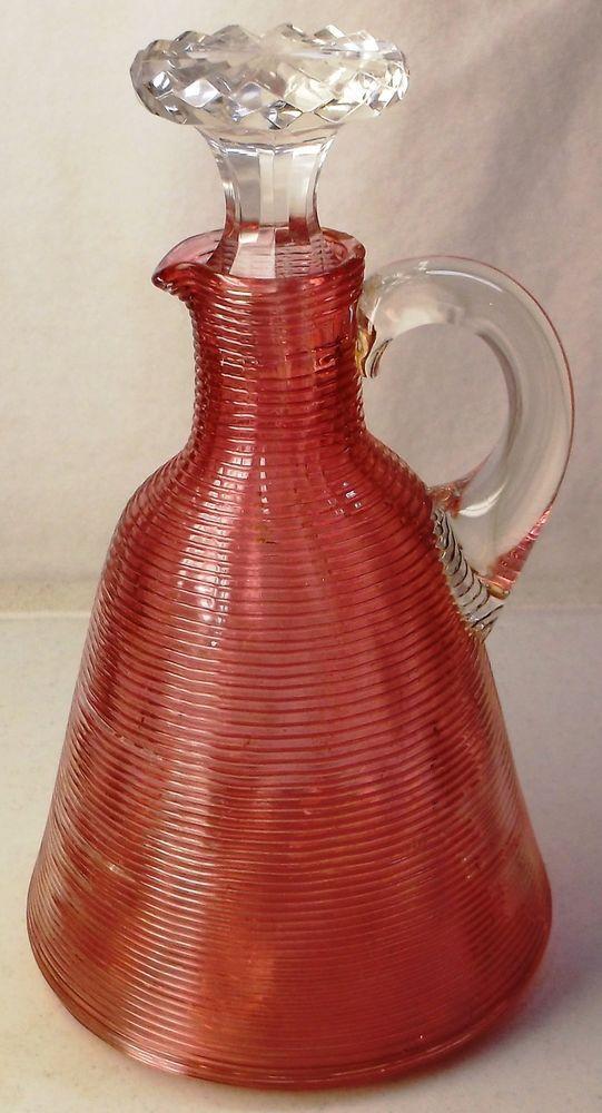 Best cruet bottles vintage images on pinterest