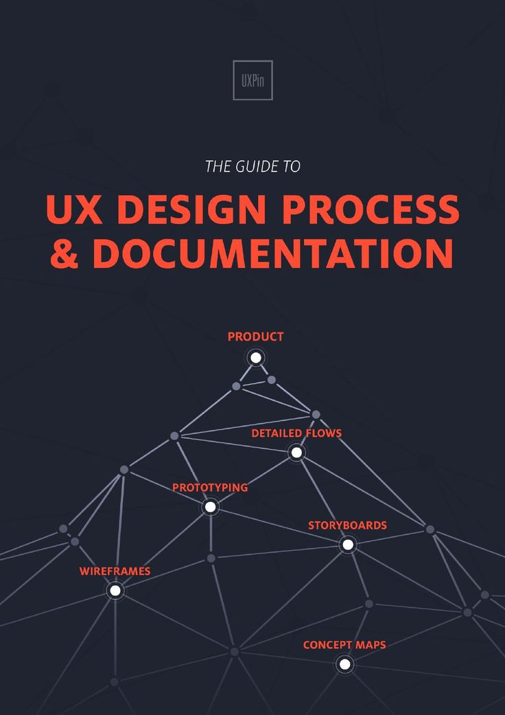 ISSUU - Guide to UX Design Process & Documentation [UX Pin] de Wagner Beethoven