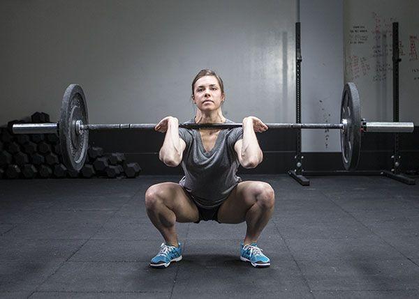 Thruster -7 Motivos porque os atletas têm dificuldades em fazer o movimento -
