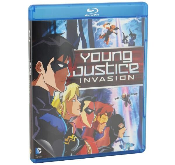 Young Justice: Invasion (Season 2) [Blu-ray]