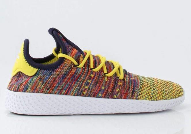 Pharrell x adidas Tennis HU aura de nouveau 4 nouveaux coloris pour l'été 2017