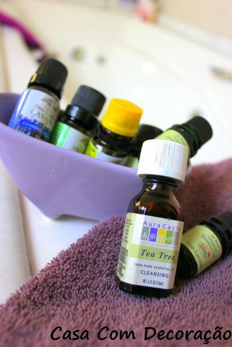 Casa Com Decoração- Blog de Decoração: 6 Dicas de aromaterapia para casa e a alma