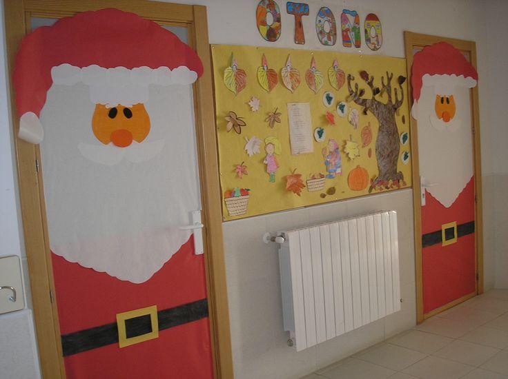 Nuestras puertas de Navidad 2013. Colegio Monterrubio de Armuña (Salamanca)