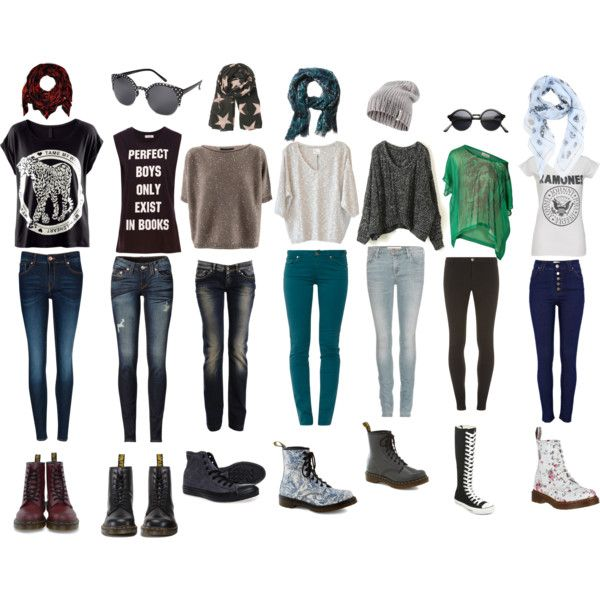 """casual outfits"" by rinaki-giounes on Polyvore"