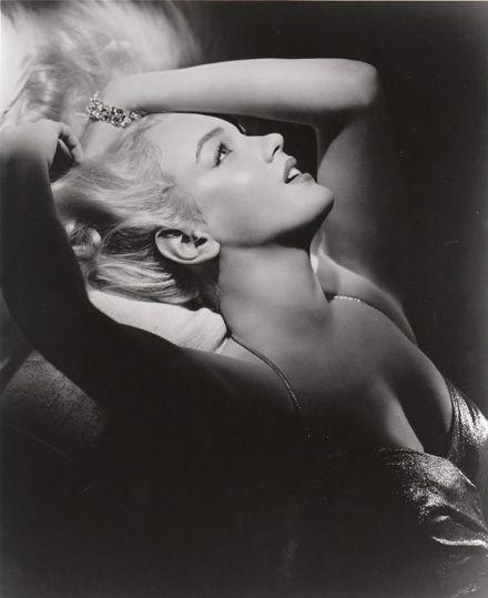 Marilyn Monroe by Frank Powolny, 1950.