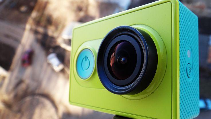 Экшн камера Xiaomi Yi, обзор китайской экшн камеры