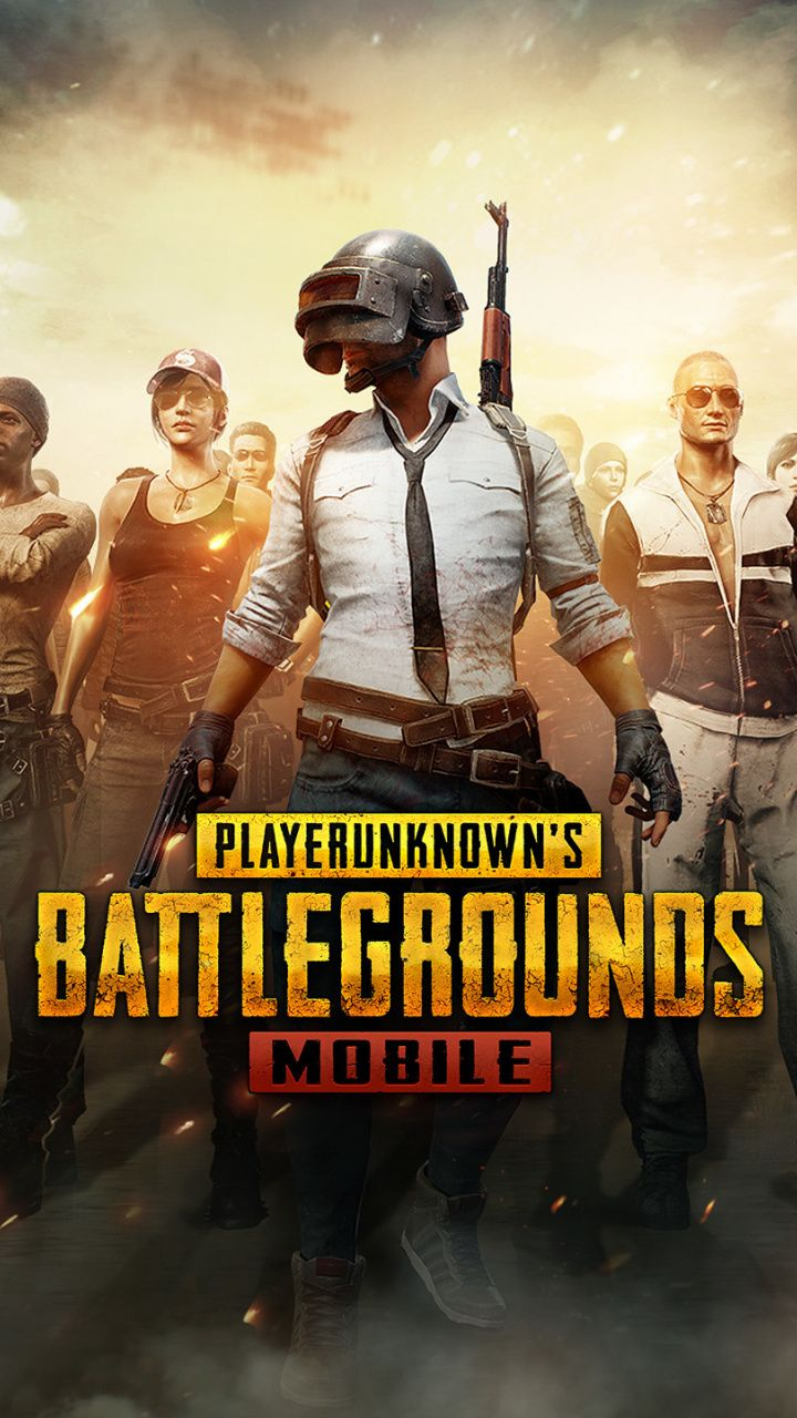 PUBG mobile, android game, characters, 720x1280 wallpaper