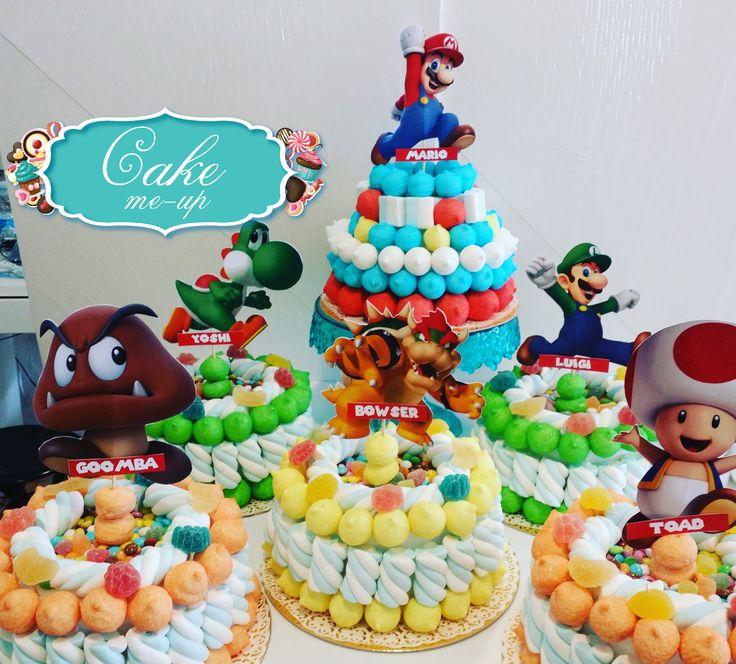 #marshmallow #caramelle #candy #cakemeup #pescara #candyidea