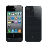 Kayo Brand 1700 mAh External Solar Powered Battery Charger Case for iPhone 4/4S (Wireless Phone Accessory)By Kayo