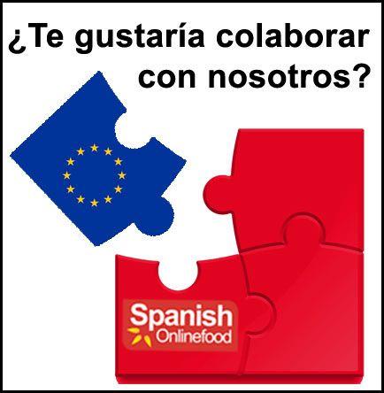 Si te gusta la gastronomía Española y vives en Europa ¡te estamos buscando! Colaboración mutua ¿te interesa? Más info y contacto en:    http://www.spanishonlinefood.com/es/colabora    #SoF #ComidaEspañola #España #Colaboracion #Mutua #Expatriados #Expat #Españoles #Europa #UnionEuropea #Cooperacion #Participacion #GastronomiaEspañola #Exiliados #Emigrantes #Inmigrantes #SpanishFood #SpanishOnlineFood #Food #Foodies #FoodLovers #Instafood #Instagood Spanish Food Comida Española