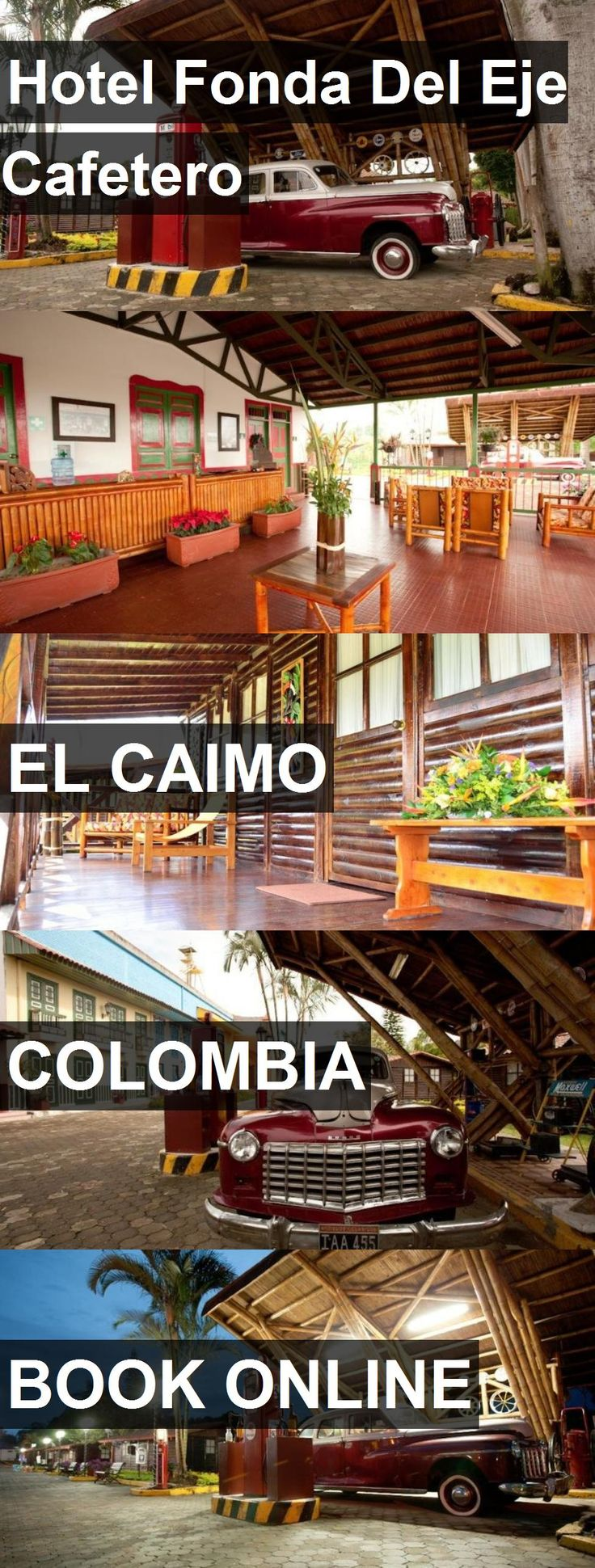 Hotel Fonda Del Eje Cafetero in El Caimo, Colombia. For more information, photos, reviews and best prices please follow the link. #Colombia #ElCaimo #travel #vacation #hotel