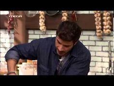 ΚΑΝΤΟ ΟΠΩΣ Ο ΑΚΗΣ: Πιπεράτες μπριζόλες με ψητές πατάτες - YouTube
