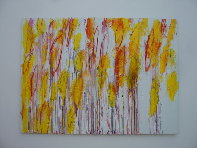 The Pagan Sphinx: Goodbye Cy Twombly