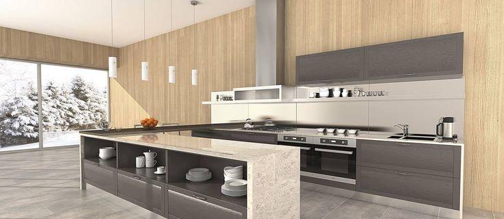 Kuchyně Petra | SIKO KUCHYNĚ Kuchyně mladých a úspěšných s rovnými pravoúhlými liniemi výplní vlysů. U Petry převládají vzájemné barevné kombinace dekorů, kterými se každá kuchyně stává novým originálem. Použitím trendových úchytek se její design ještě zvýrazňuje.