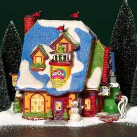 Studio 57 christmas village