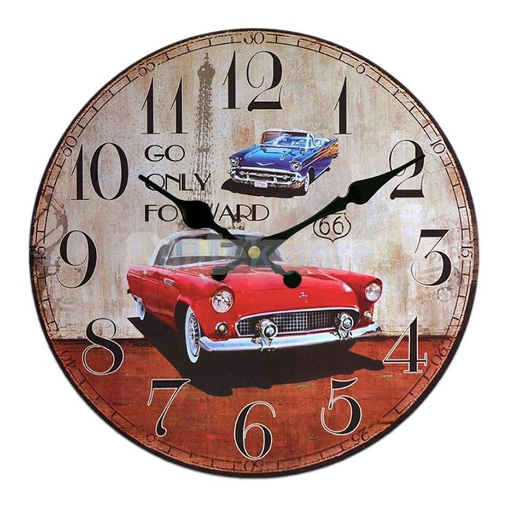 Best 25+ Vintage Wall Clocks Ideas On Pinterest