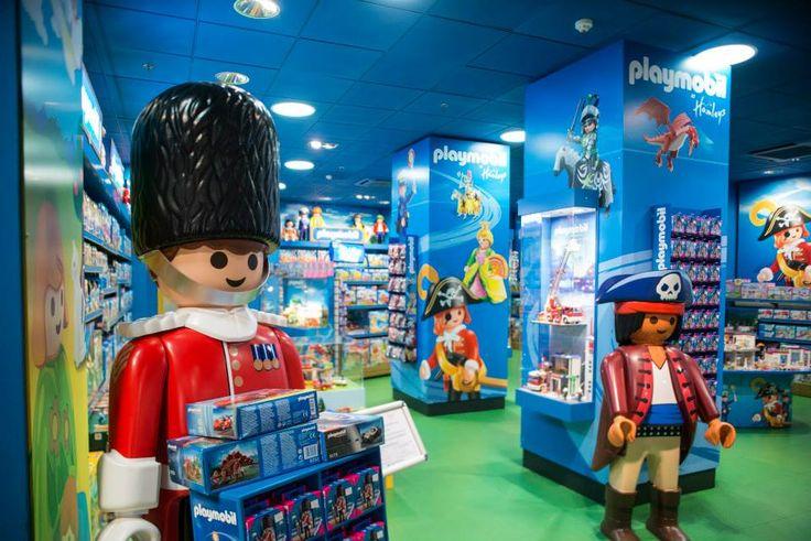 Playmobil shop