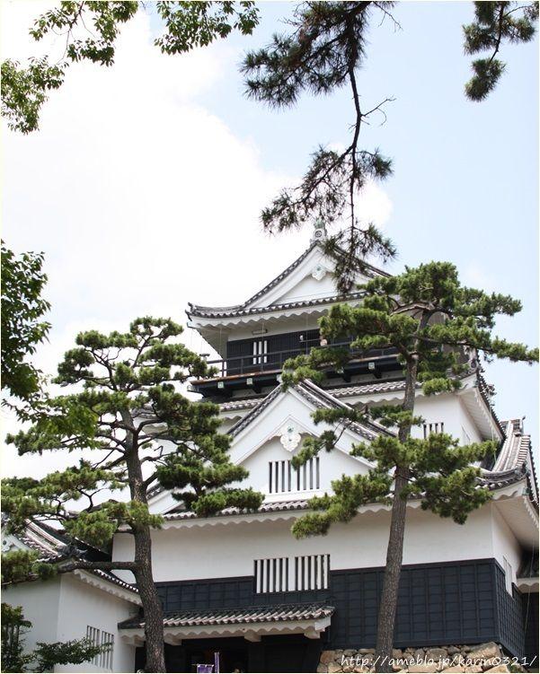 Okazaki Castle, Aichi, Japan。岡崎城。愛知県。岡崎市。